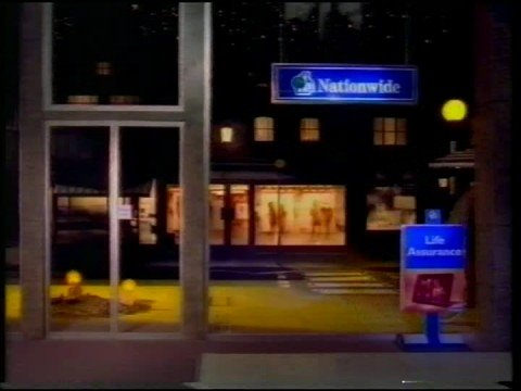 Nationwide Building Society advert 1998