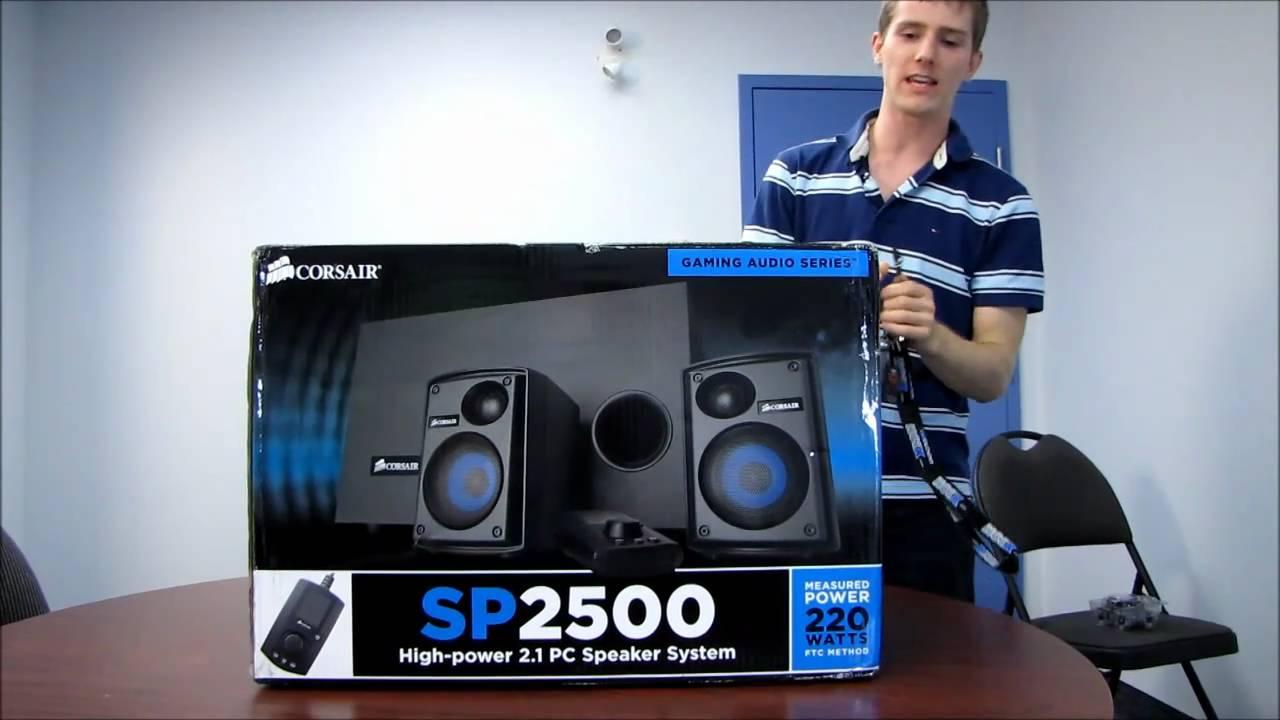 CORSAIR RIGHT SPEAKER FOR 2500 SPEAKER SET