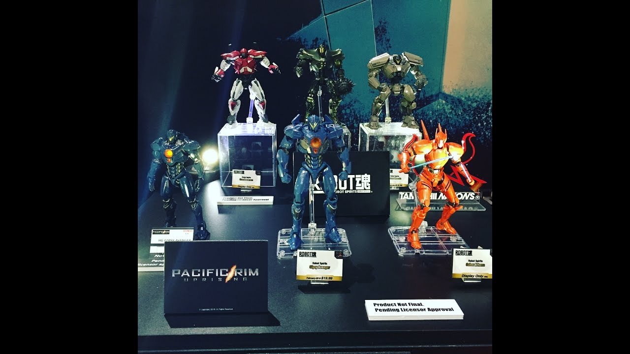 Pacific Rim Uprising Saber Athena Robot Spirits Side Jaeger Action Figure BANDAI