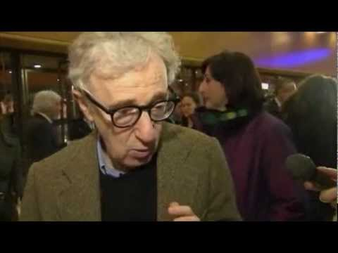 Woody Allen premieres To Rome With Love