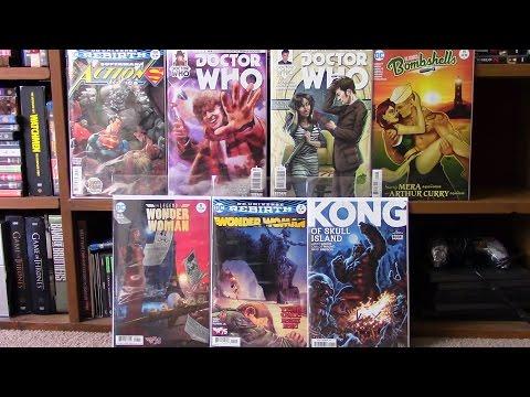 Comic Reviews 7/13/16