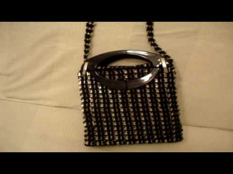 Bolsos De Anillas De Latas De Refresco Youtube