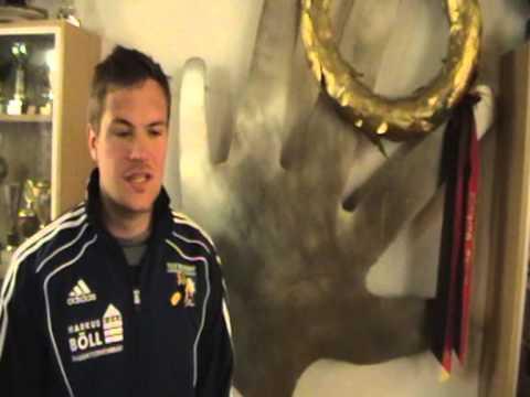 Interview mit Gregor Hartmann zum HTV Spiel