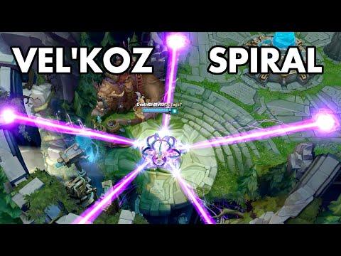 VEL'KOZ ULT SPIRAL! (One for All)