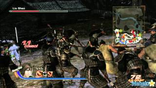 Dynasty Warriors 7 - Shu Mission 22 - Battle of Wuzhang Plains Part 1 - Part 01