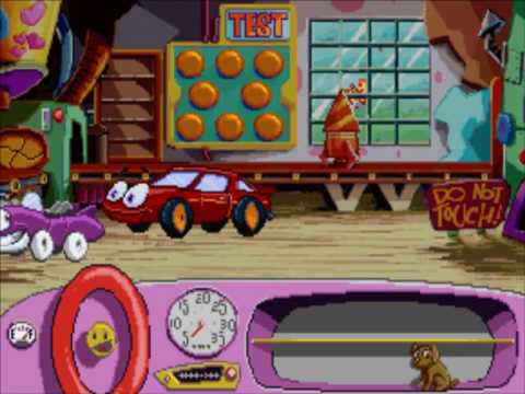 Putt-Putt Goes to the Moon  ~ 3DO