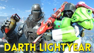 Fallout 4 DARTH LIGHTYEAR vs LIBERTY PRIME - Gameplay Part 5
