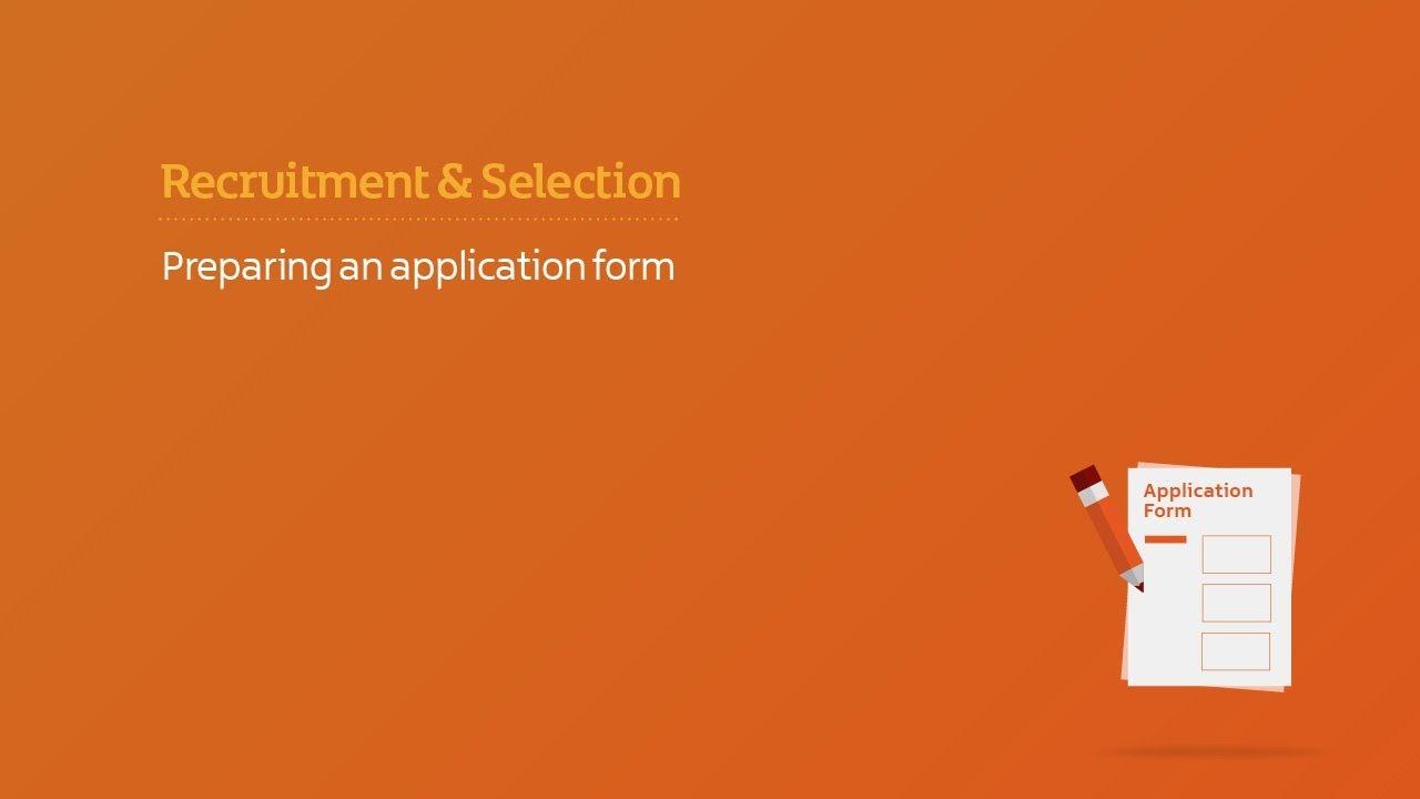Job application process: CVs and application forms   nibusinessinfo