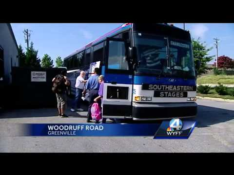 New Greyhound bus station not going anywhere