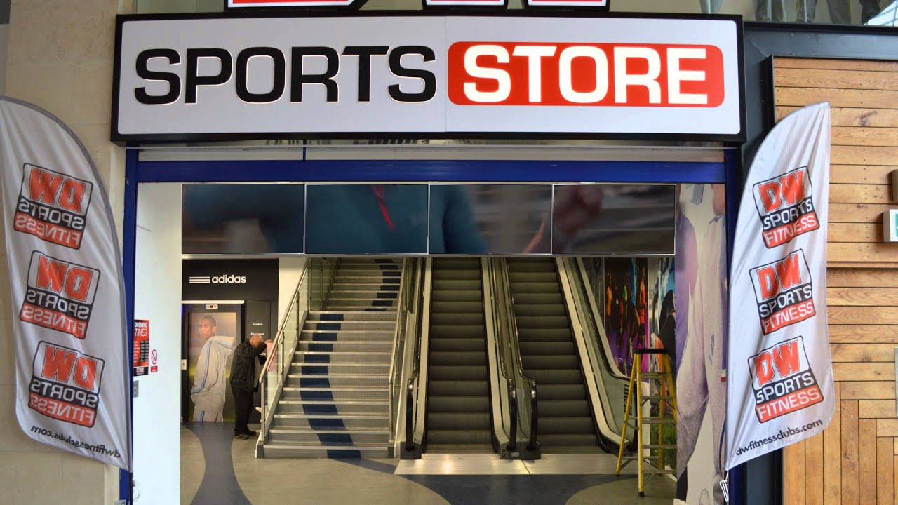 dw sports dynamic store front saturncomms digital