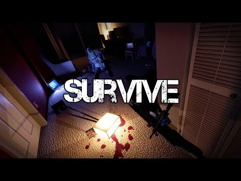 Contagion Outbreak VR  Could You Survive The Zombie Apocalypse? Because I Sure Didnt!