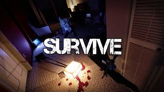 Contagion Outbreak VR Could You Survive The Zombie Apocalypse Because I Sure Didn t