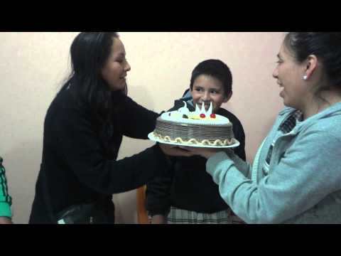 Cumpleaños de steven saldaña