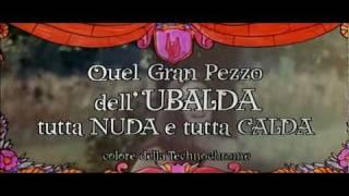 Quel Gran Pezzo dell'Ubalda tutta nuda e tutta calda - TRAILER - Mariano Laurenti