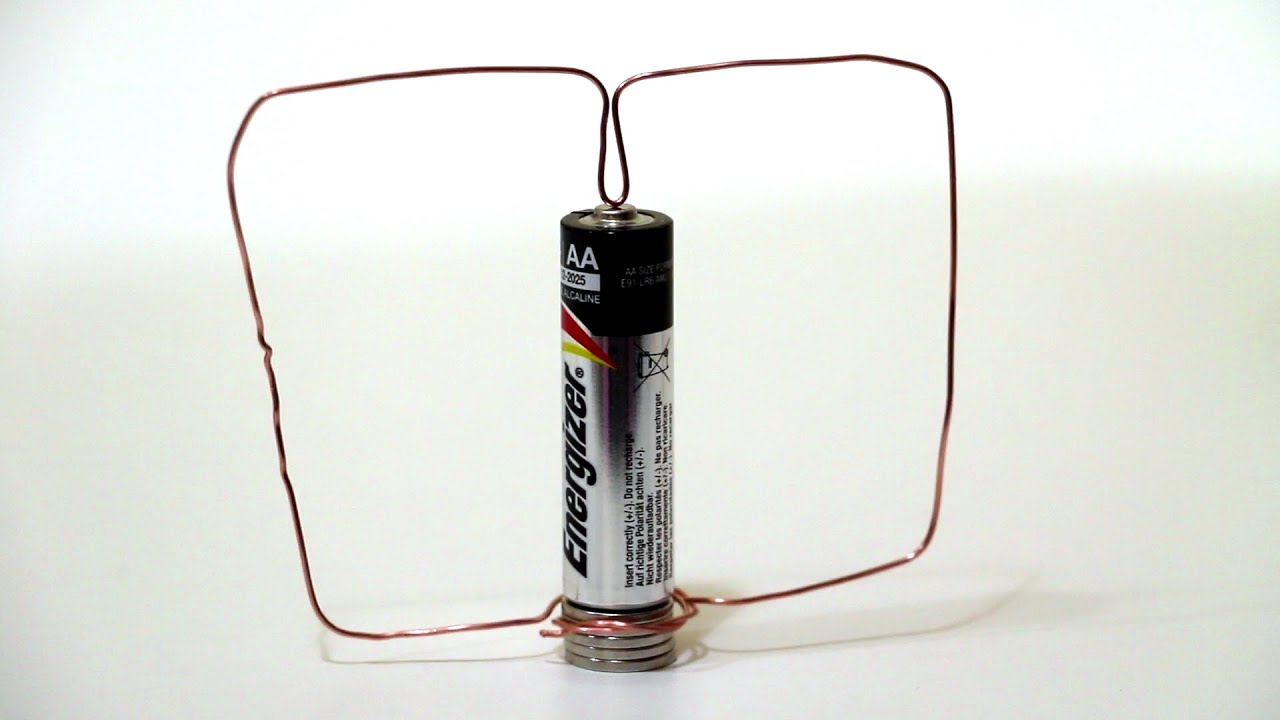 homopolar motor youtube