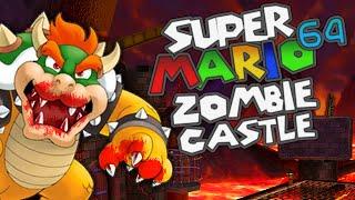SUPER MARIO 64 ZOMBIE CASTLE ★ Left 4 Dead 2 Mod (L4D2 Zombie Games)