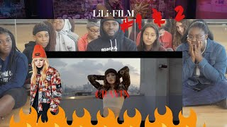 Gambar cover AMERICAN DANCERS First Time React to LILI's FILM #1 & #2!!!