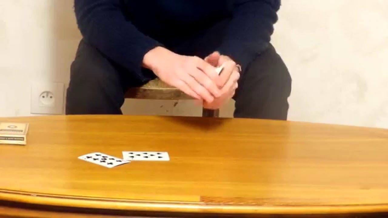 tour de magie avec des cartes et bientôt une FAQ - YouTube