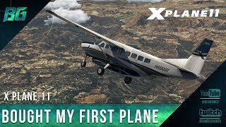 X-Plane 11 | I Bought My First Plane (FSEconomy)