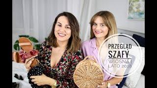 Przegląd Szafy -  Akcesoria Wiosna /Lato 2018 I loveandgreatshoes