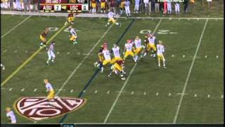 USC CB #24 Shareece Wright Highlights 2010