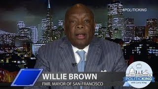 Willie Brown Responds To TV Mogul Who Blasted Obama As