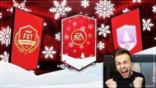 FIFA 18: ELITE Fut Champions Rewards + FUTMAS PACK OPENING ❄