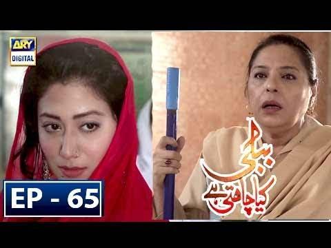 Bubbly Kya Chahti Hai Episode 65 - 19th February 2018 - ARY Digital Drama