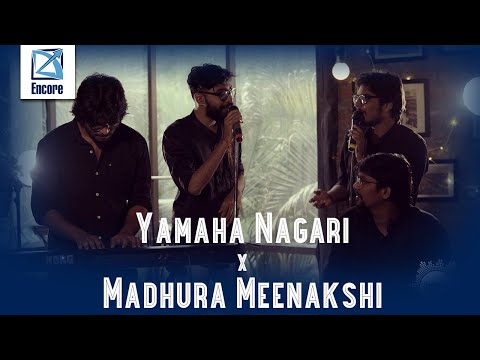 Encore S-1 EP-3 || Yamaha Nagari & Madhura Meenakshi Medley || ft. Capricio