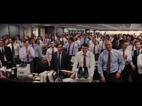 The Wolf of Wall Street Inspirational Speech about sales Penny stocks aka Startups stocks