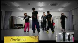 Rhythm Dance Basic ~Hip Hop Steps~