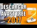 Descargar Avast Free Antivirus 2017