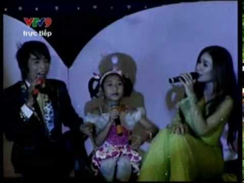 Ba Ngon Nen Lung Linh- Ngoc Bao Anh FEAT Han Nhat Tam VA    Be Trieu Vi ( LIVE  NVHTN  2010 )
