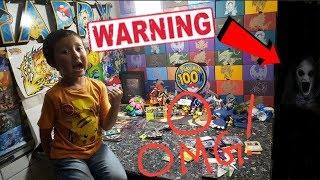 WARNING!!! 100% We Caught a GHOST On Camera! VERY SCARY! REAL PROOF! Our House Is HAUNTED! MUST SEE!