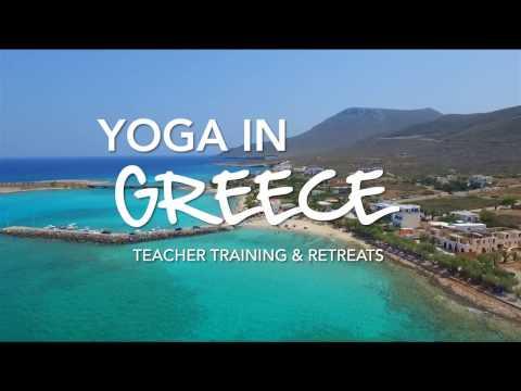 Semperviva Yoga Teacher Training Retreat in Greece