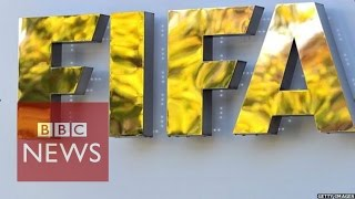 FIFA 'corruption: 'Football's never seen anything like this' BBC News