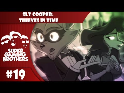 SGB Play: Sly Cooper: Thieves In Time - Part 19 | The Incredibles 2 (2018)