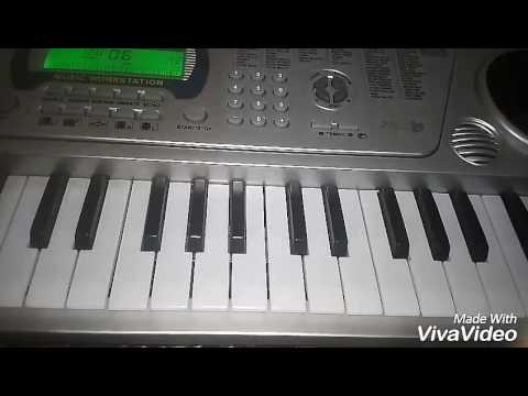 Paravashanadenu piano by Rajeev