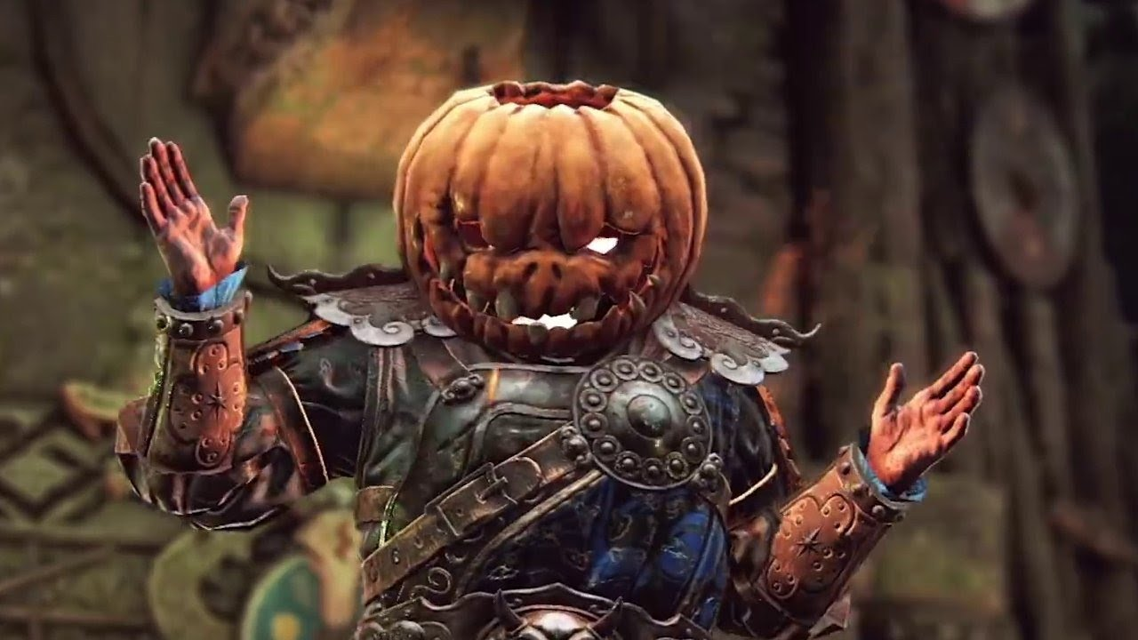 2020 Halloween Event For Honor For Honor   Return of the Otherworld Halloween Event Trailer   YouTube