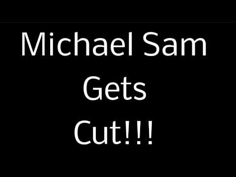 Michael Sam Gets Cut by St. Louis Rams