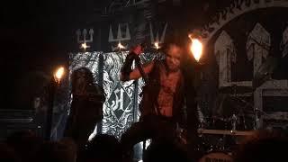 Watain - Furor Diabolicus / Sacred Damnation (Live in Bogota, Colombia 01/25/2019)