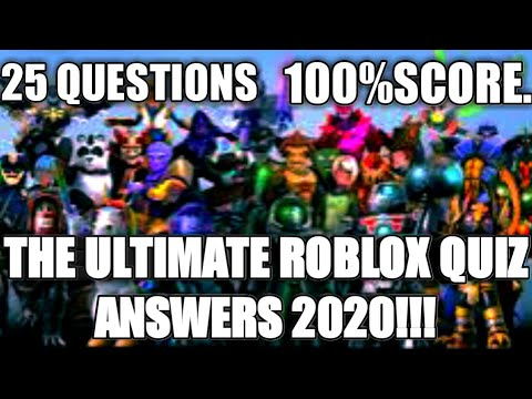 Quiz Diva Ultimate Roblox Answers Youtube