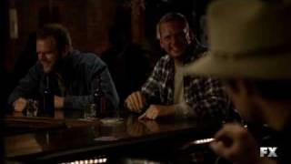 Justified: I didn't order assholes with my whiskey