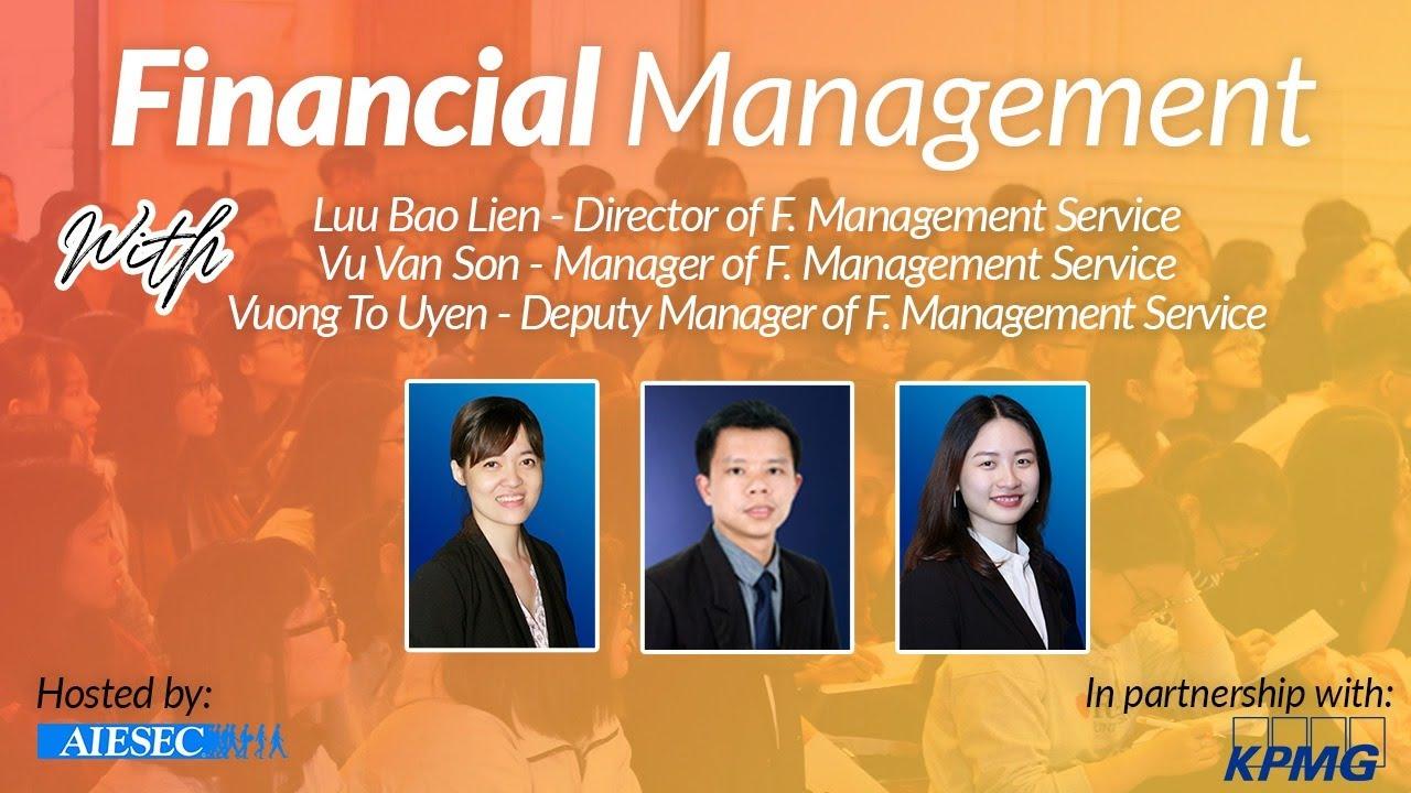 Financial Management – Webinar by KPMG