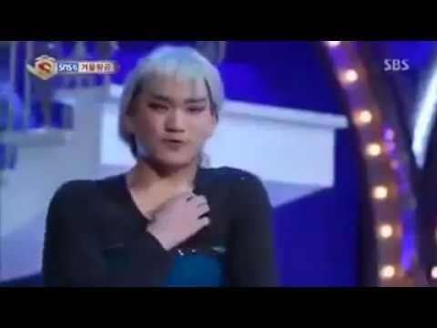 Frozen- Let it Go Parody! Hilarious Korean Parody