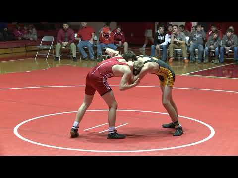 Maplewood Vs Cochranton-High School Wrestling