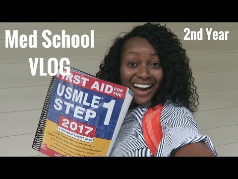 FIRST DAY OF MEDICAL SCHOOL! (MS2) | A Day in the Life of a 2nd Year Medical Student
