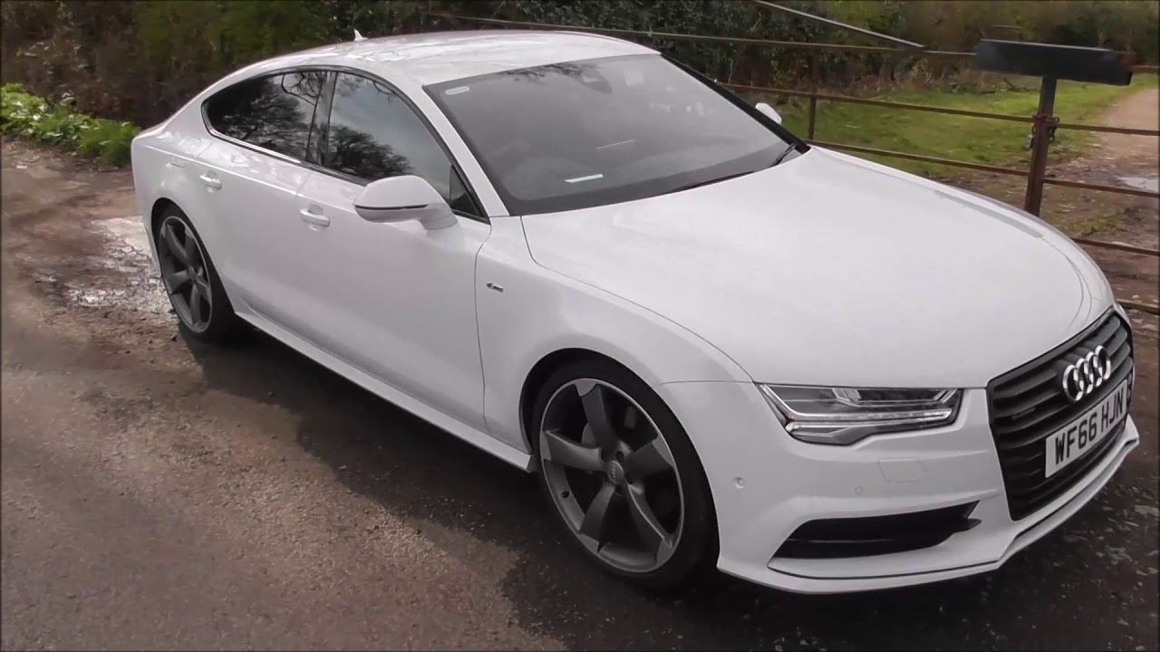 audi a7 and how to get the best new car deal ever youtube. Black Bedroom Furniture Sets. Home Design Ideas