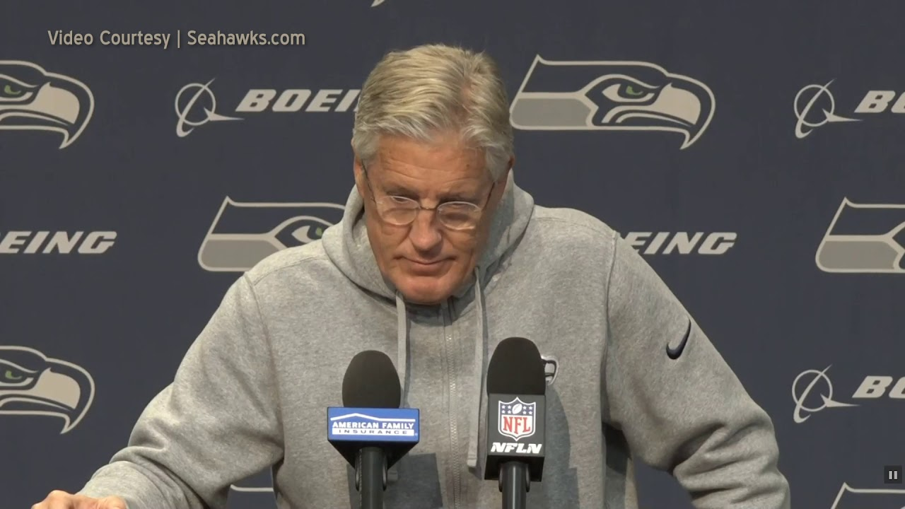 Pete Carroll on Complete Game 2019-11-25