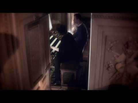 World Premier Performance of Becker's Third Sonata in E, Op. 43: Finale: Toccata By Damin Spritzer